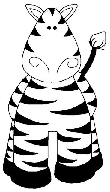 Zebra clipart safari Art Clip Images Clipart Free