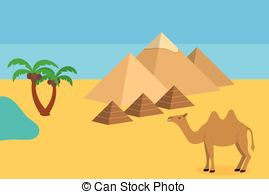 Sahara clipart Vector desert Clipart Art desert