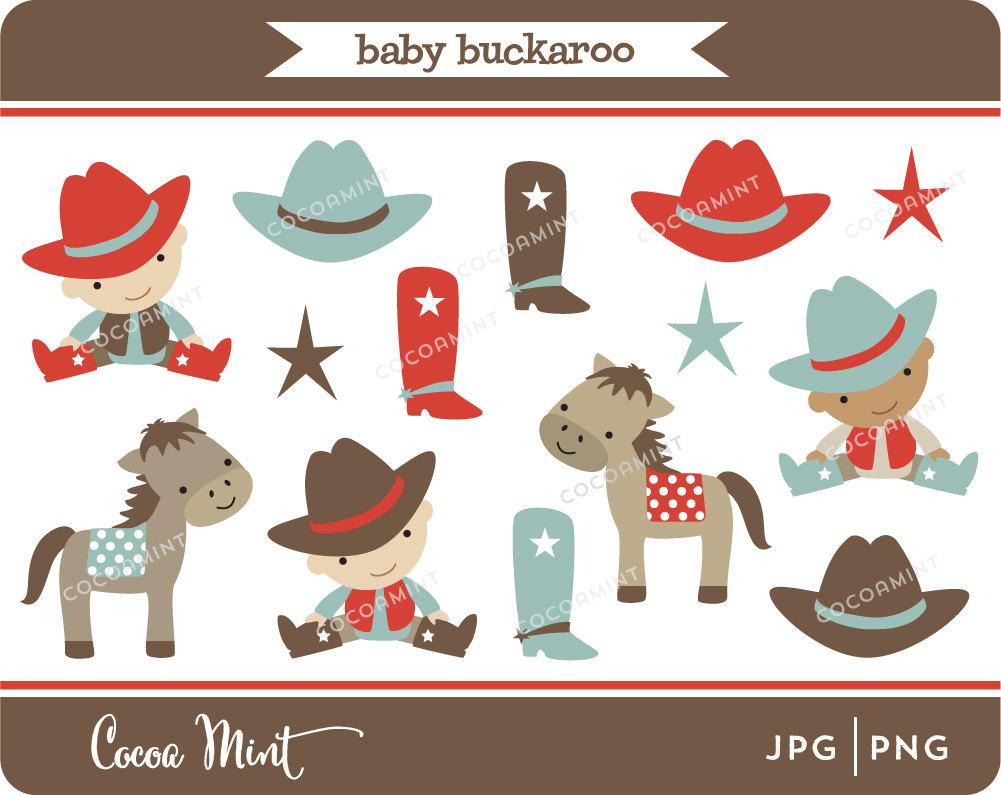 Cowboy clipart baby cowboy This Buckaroo Like item? Art