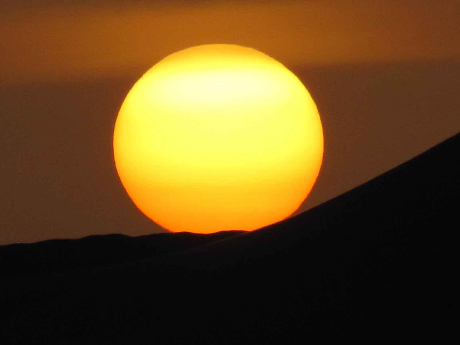 Sahara clipart desert sun #6