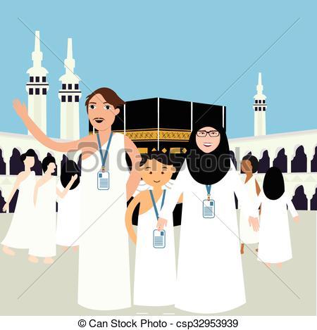 Sahara clipart pilgrimage to mecca #5
