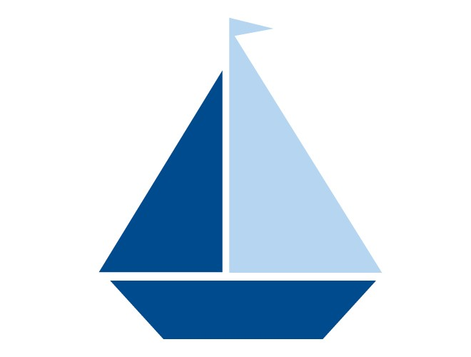 Sailing clipart blue sailboat Clipart Sailboat 2 2 sailboat