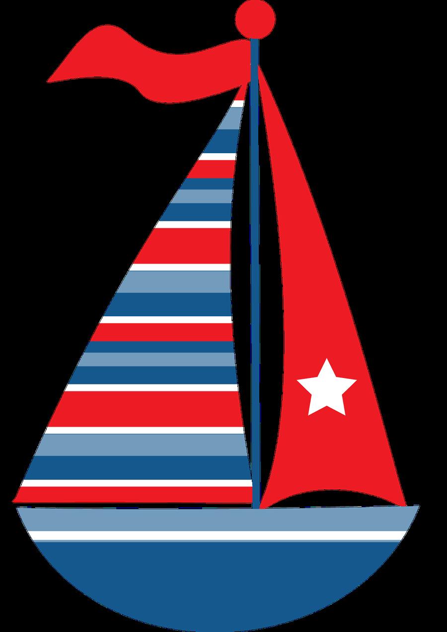 Sailboat clipart beach #10