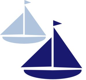 Sailing clipart little boat #2