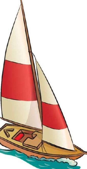 Drawn yacht cute On Pinterest Sailboat to 25+