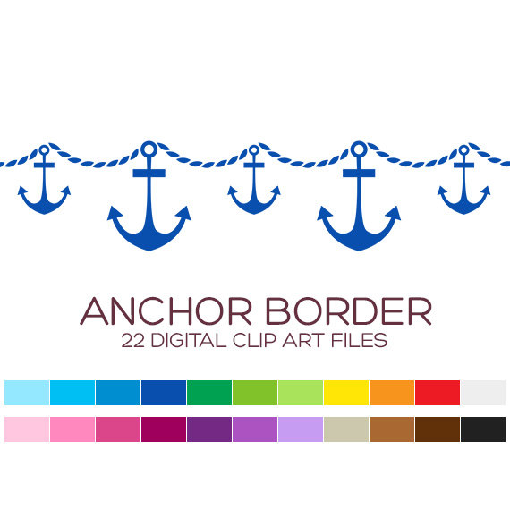 Sailboat clipart border Art Art Clipart from A00047