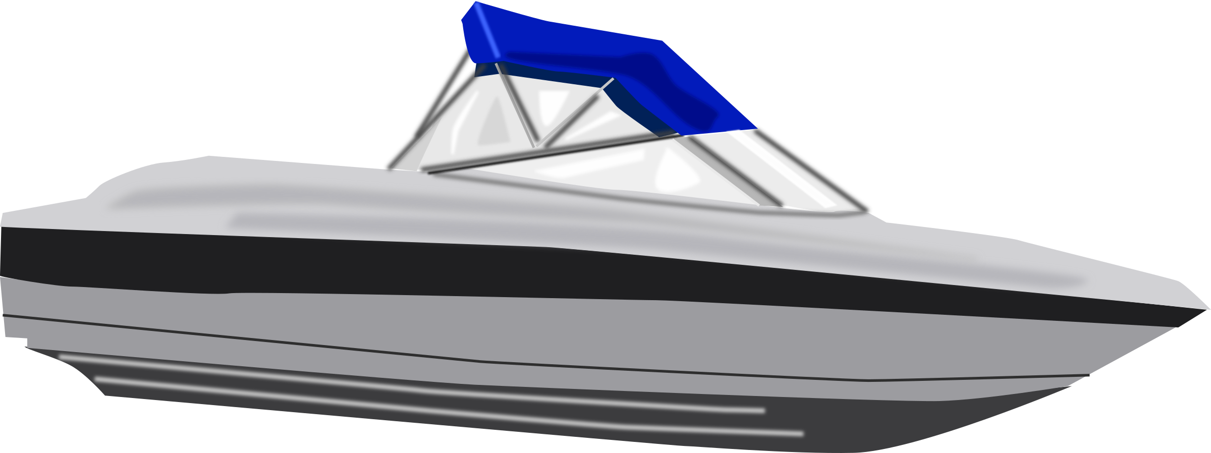 Boat clipart speed boat Boat Clipart Boat (6744) Free