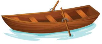 Brown clipart sailboat Brown Boat Clipart ClipartPen Boat