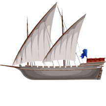 Sailboat clipart dhow Dates with It one or