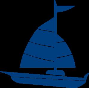 Sailboat clipart dinghy #7