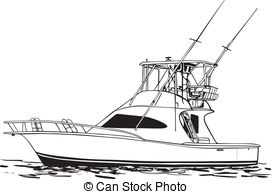 Fishing Boat clipart Clip free EPS search Clip
