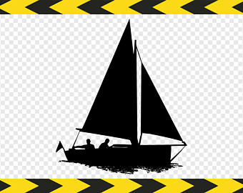 Sailing Boat clipart sailboat Clipart Dxf Sail sail SVG