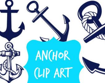 Navy clipart navy anchor #8