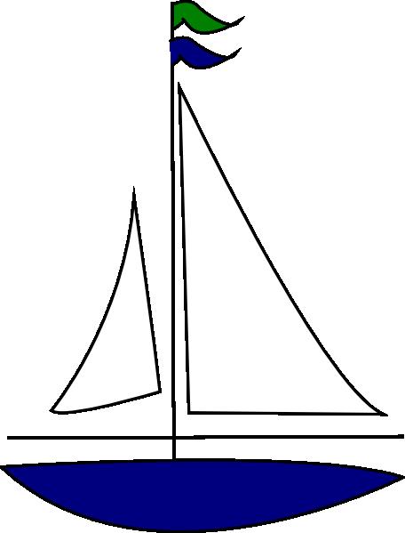 Sailing clipart sailboat Clipart  Panda Free Illustration