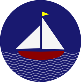 Sailing clipart blue sailboat Nautical sailboat Search Google NAUTICAL