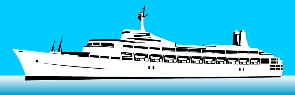 Boat clipart passenger ship Royal caribbean cruise kid ship