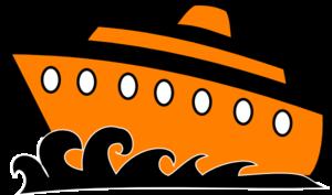 Sailboat clipart passenger ship #15