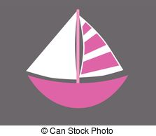 Pink clipart sailboat Loves Sailboat cute Pink of