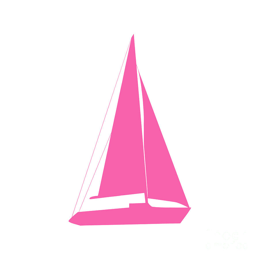 Pink clipart sailboat Inspiration Others and Sail Sail