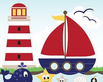 Sailing clipart themed Art Sailboats sailing on WikiClipArt