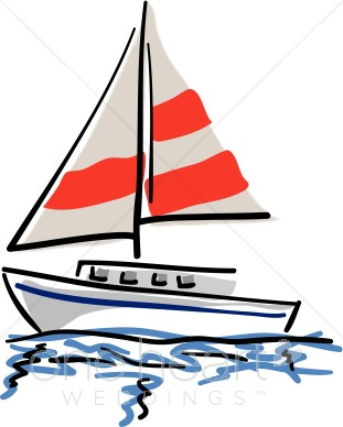 Sailing clipart nautical #14