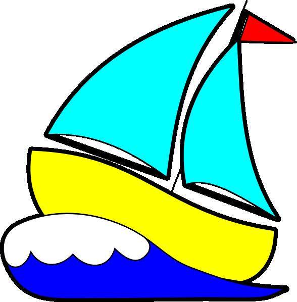 Sailor clipart boat  Clker as: Sailor vector
