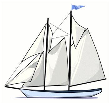 Caravel clipart schooner #10