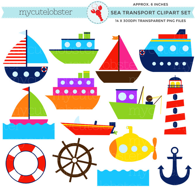 Sailboat clipart sea transport  transport This of file
