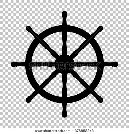 Sailboat clipart ship steering wheel Clipart background background Boat transparent