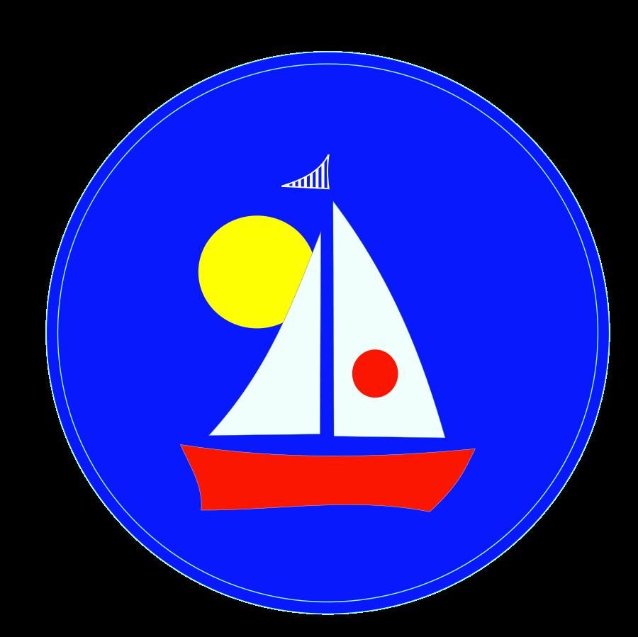 Sailing Boat clipart cute #11