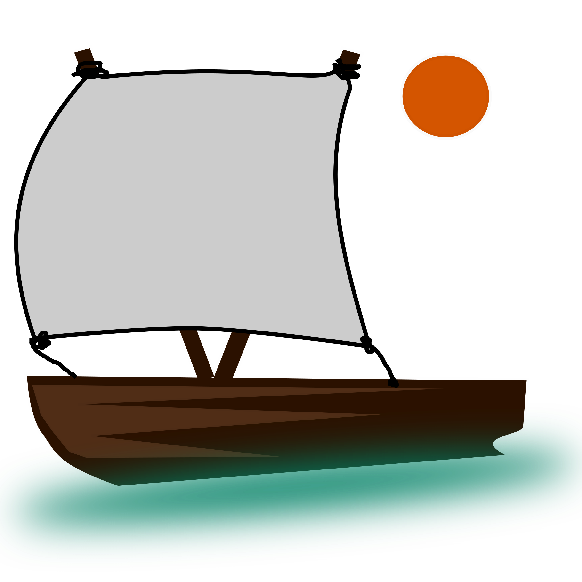Sailing Ship clipart pirate the caribbean Clipartwork Boat (6744) Clipart Clipart