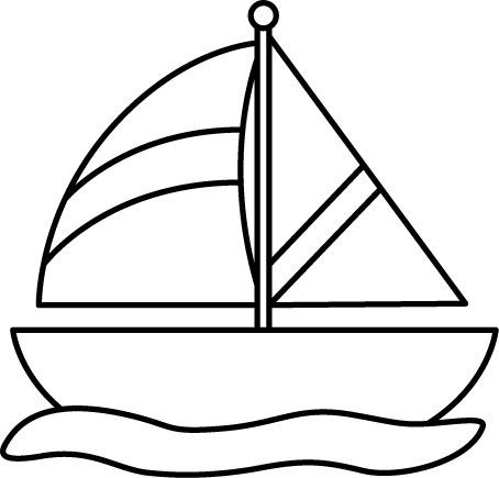 Sailing Boat clipart themed Sailboat Clip images Pinterest about