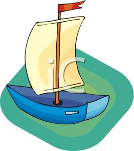 Yacht clipart toy sailboat Free Picture Water Royalty Water