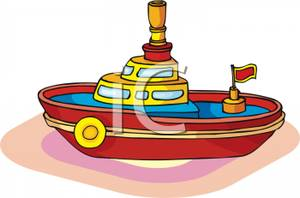 Sailboat clipart toy boat #11
