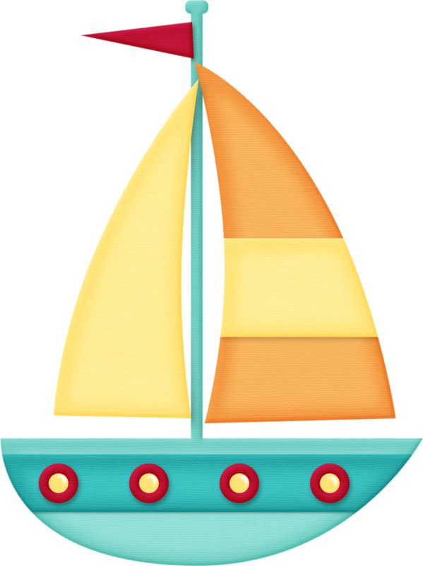 Sailboat clipart toy boat CLIP images CLIPART on Pinterest
