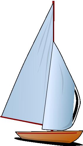 Sailboat clipart transparent Icons Free Boat clipart Sailing