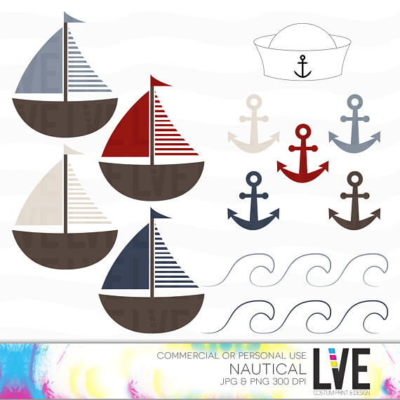 Sailboat clipart travel #10