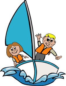 Sailboat clipart travel #7
