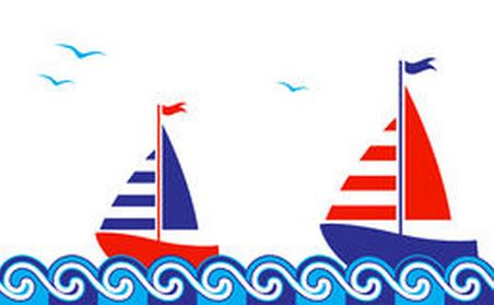 Sailboat clipart two Download Art Two Cliparts Clip