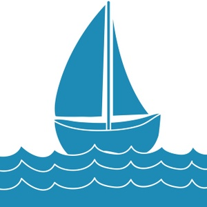 Sailing Boat clipart water clipart #2
