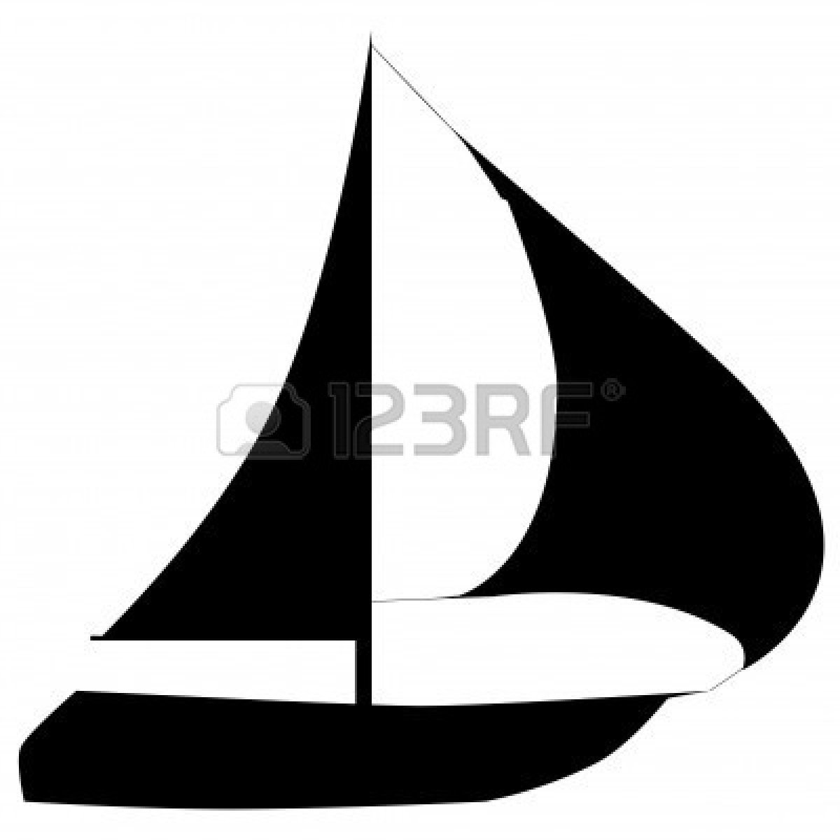 Wind clipart sailboat Free Images sailboat%20clipart%20silhouette Sailboat Clipart