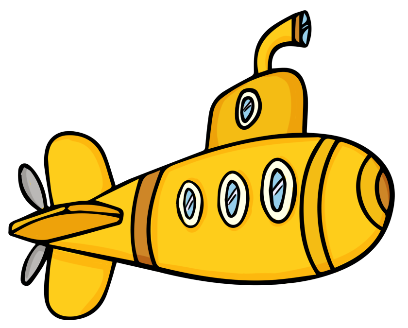 Yellow clipart ship Use 2 Page Art Public