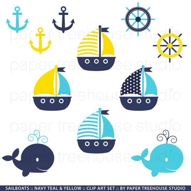 Blue Whale clipart sailboat Art 100 Files 11 Pinterest