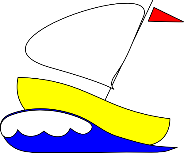Sailboat clipart two Art online Clip clip as: