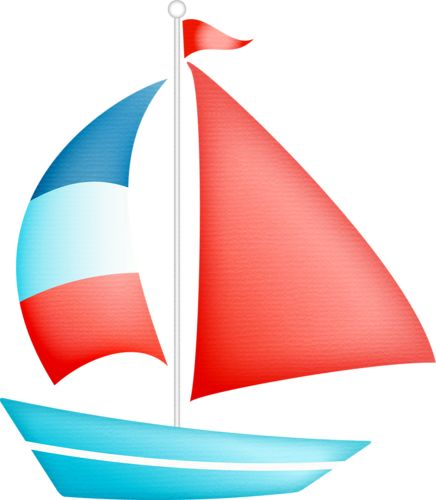 Cute clipart boat · Design KMILL_boat Clip images
