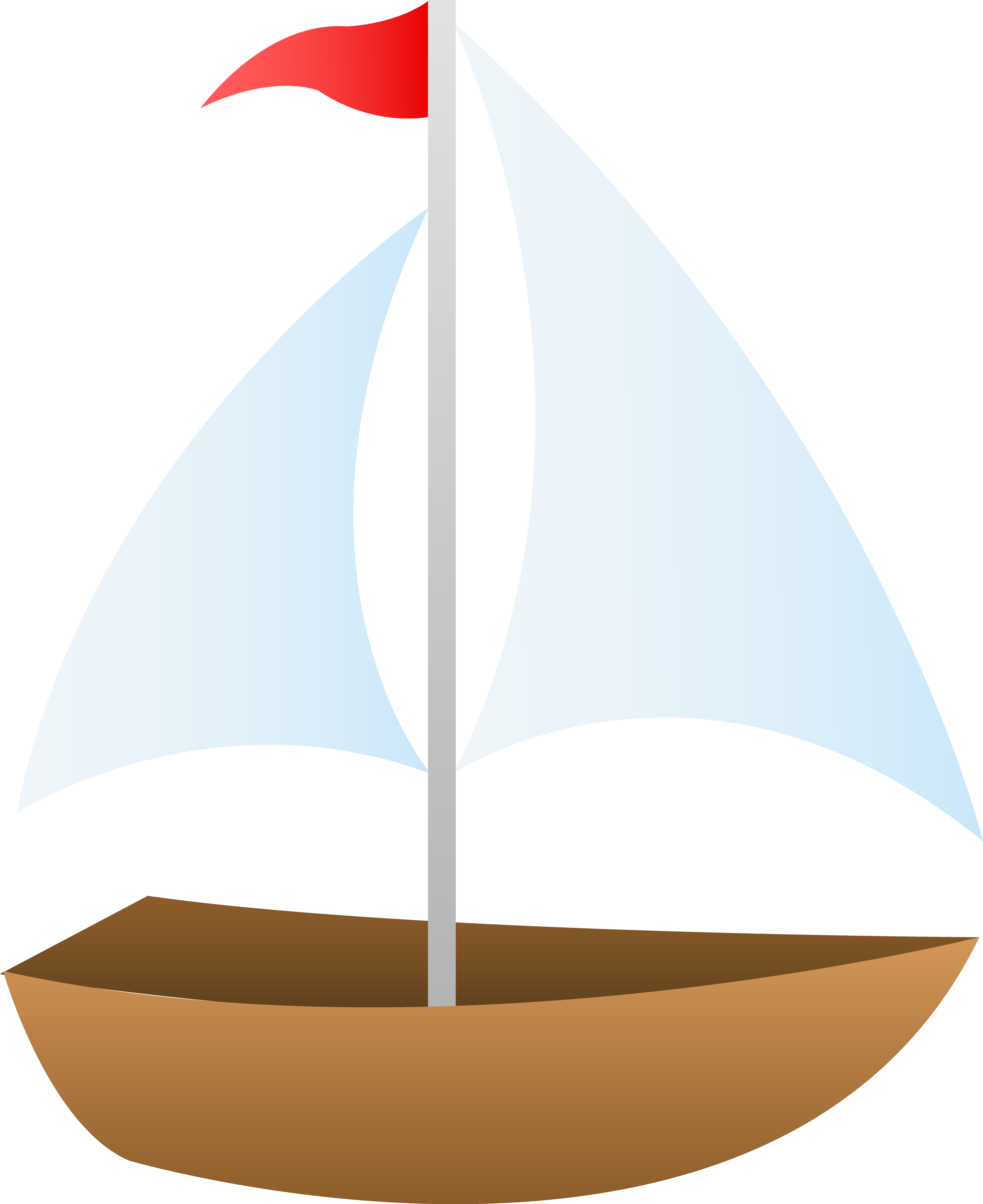 Sailing Ship clipart cute Clip on Sail Boat Free