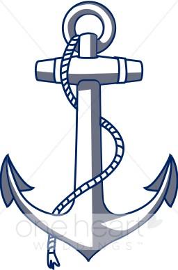 Wedding clipart anchor Nautical Clipart Anchor Wedding Clipart