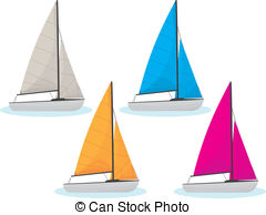 Sailing Boat clipart boating #9
