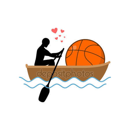 Sailing Boat clipart family boating Guy Family Stock Vectors ball