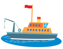 Ferry clipart ship + At Collection  Clipart
